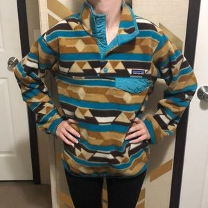 Patagonia Lightweight Synchilla Pullover Small